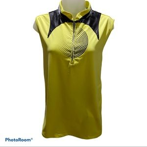 Jamie Sadock Golf Sleeveless Top Size XL